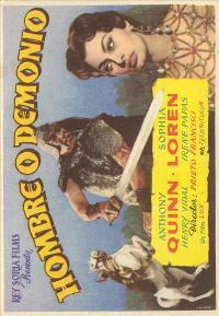Attila - 11 x 17 Movie Poster - Spanish Style A