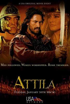 Attila - 27 x 40 Movie Poster - Style A