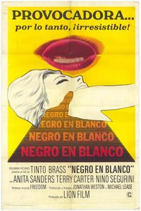 Attraction - 11 x 17 Movie Poster - Spanish Style A