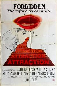 Attraction - 11 x 17 Movie Poster - Style A