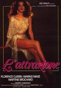 Attrazione, L - 11 x 17 Movie Poster - Italian Style A