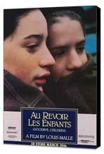 Au Revoir les Enfants - 27 x 40 Movie Poster - Style A - Museum Wrapped Canvas