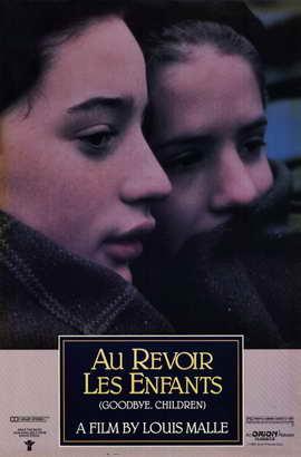 Au Revoir les Enfants - 11 x 17 Movie Poster - Style A