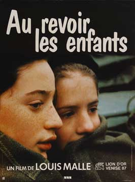 Au Revoir les Enfants - 27 x 40 Movie Poster - French Style A