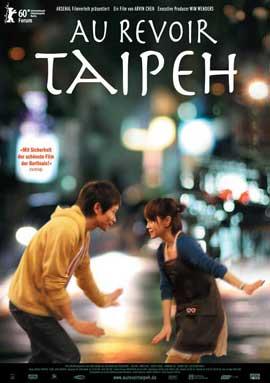Au revoir Taipei - 11 x 17 Movie Poster - German Style A
