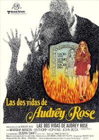 Audrey Rose - 43 x 62 Movie Poster - Spanish Style A