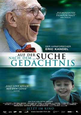 Auf der Suche nach dem Gedachtnis - 11 x 17 Movie Poster - German Style A