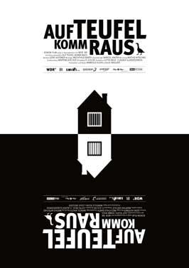 Auf Teufel komm raus - 27 x 40 Movie Poster - German Style A