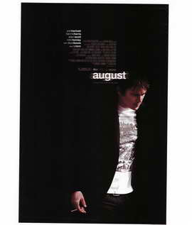 August - 27 x 40 Movie Poster - Style A