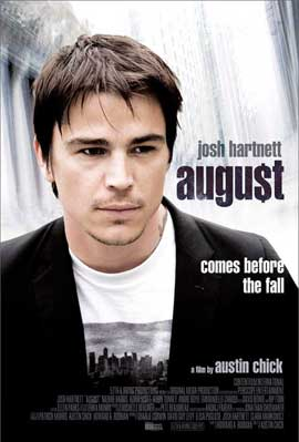 August - 11 x 17 Movie Poster - UK Style A