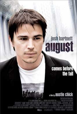August - 27 x 40 Movie Poster - UK Style A