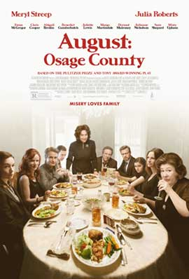 August: Osage County - 11 x 17 Movie Poster - Style A