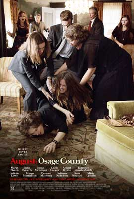 August: Osage County - 11 x 17 Movie Poster - Style C