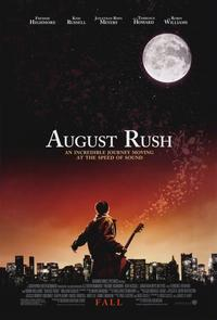 August Rush - 11 x 17 Movie Poster - Style A