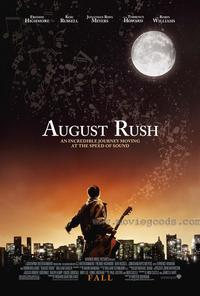 August Rush - 43 x 62 Movie Poster - Bus Shelter Style A