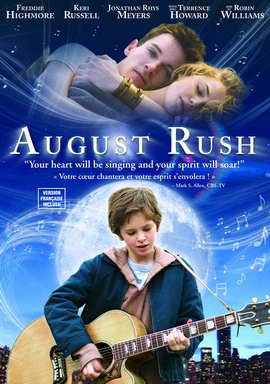 August Rush - 11 x 17 Movie Poster - Style I