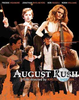 August Rush - 11 x 17 Movie Poster - Style D