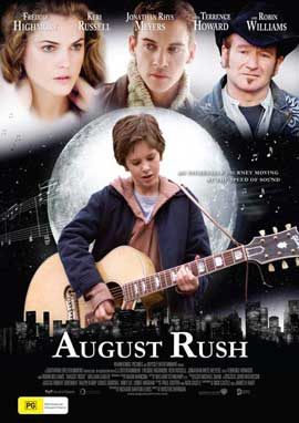 August Rush - 11 x 17 Movie Poster - Australian Style A