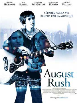 August Rush - 11 x 17 Movie Poster - French Style A