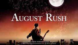 August Rush - 14 x 36 Movie Poster - Insert Style A