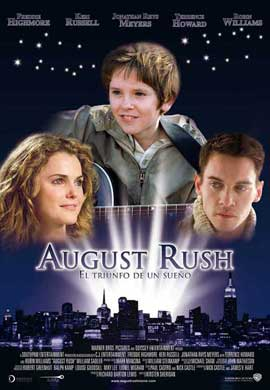 August Rush - 11 x 17 Movie Poster - French Style B