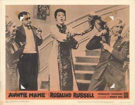 Auntie Mame - 11 x 14 Movie Poster - Style G
