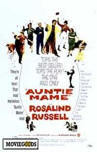 Auntie Mame - 43 x 62 Movie Poster - Bus Shelter Style A
