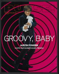 Austin Powers 2: The Spy Who Shagged Me - 27 x 40 Movie Poster - Style D
