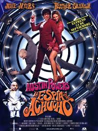 Austin Powers 2: The Spy Who Shagged Me - 11 x 17 Movie Poster - Spanish Style A