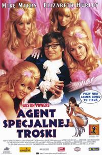 Austin Powers: International Man of Mystery - 11 x 17 Poster - Foreign - Style A
