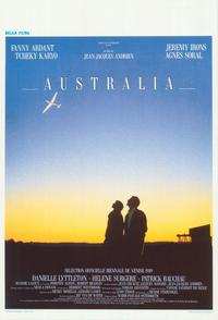 Australia - 27 x 40 Movie Poster - Belgian Style A