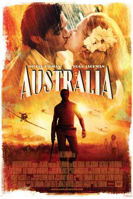 Australia - 27 x 40 Movie Poster - Style D