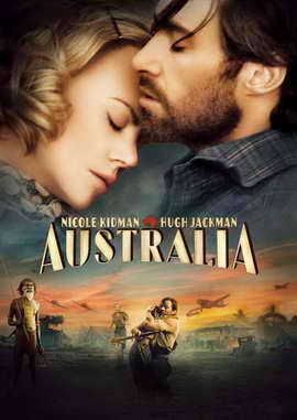 Australia - 27 x 40 Movie Poster - Style E