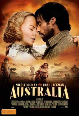 Australia - 27 x 40 Movie Poster - Australian Style A