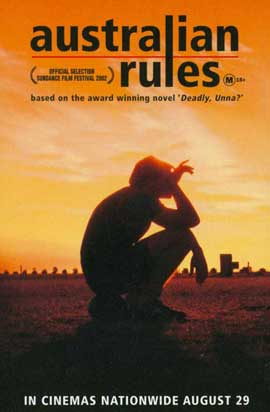 Australian Rules - 27 x 40 Movie Poster - Style C
