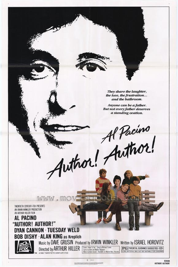 author  movie
