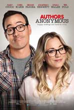 """Authors Anonymous"" Movie Poster"