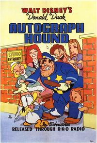 Autograph Hound - 11 x 17 Movie Poster - Style A