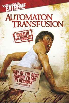 Automaton Transfusion - 27 x 40 Movie Poster - Style A
