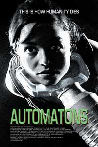 Automatons - 11 x 17 Movie Poster - Style A