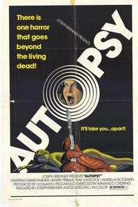 Autopsy - 11 x 17 Movie Poster - Style A
