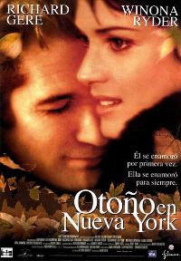Autumn in New York - 11 x 17 Movie Poster - Spanish Style A