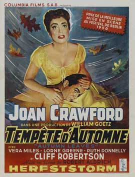 Autumn Leaves - 11 x 17 Movie Poster - Style A