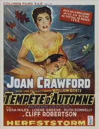 Autumn Leaves - 11 x 17 Movie Poster - Belgian Style A