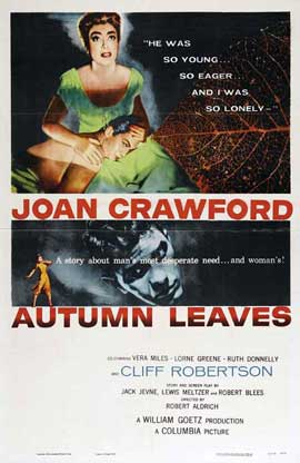 Autumn Leaves - 27 x 40 Movie Poster - Style A