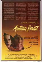 Autumn Sonata - 11 x 17 Movie Poster - Style A