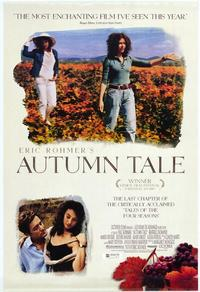 Autumn Tale - 11 x 17 Movie Poster - Style A
