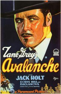 Avalanche - 11 x 17 Movie Poster - Style A