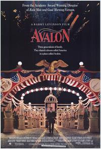 Avalon - 43 x 62 Movie Poster - Bus Shelter Style A