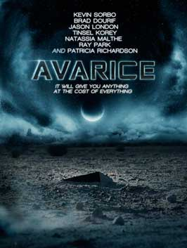 Avarice - 11 x 17 Movie Poster - Style A